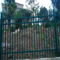 方管围墙铁护栏/幼儿园锌钢护栏/锌钢透视栏杆
