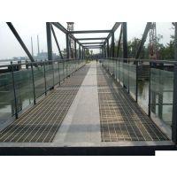 批量价优楼梯踏步钢格板 市政工程用楼梯踏步板 拆卸方便