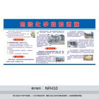化学品宣传挂图 安全宣传海报 安全信息 危险化学品泄露处理NFH10