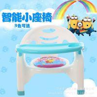 新款婴儿便携式餐椅座椅儿童叫叫餐桌椅多功能塑料无漆宝宝饭桌餐