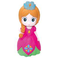 F区批发非石膏娃娃模具搪胶彩绘陶瓷白坯儿童手工diy涂色公仔玩具