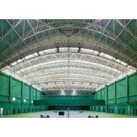 包头球形网架工程,包头抑尘挡风墙-来皓丰钢结构