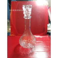 供应 500ML红酒玻璃瓶 酿酒储存瓶 玻璃瓶 醒酒器泡药酒瓶