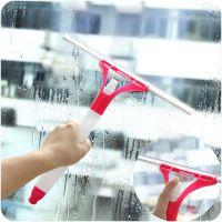 多用途一体喷水式玻璃清洁器擦窗器波璃刷刮瓷砖地板刮家用工具