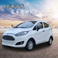2018***新款成人电动汽车新能源电动轿车老年人代步电动车全国招商