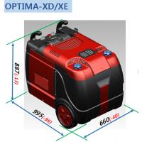 蒸汽清洗机 SJE SJE/XD/XE IPC蒸汽机