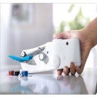 手持便携式电动缝纫机 handy stitch 多功能迷你电动袖珍缝纫机