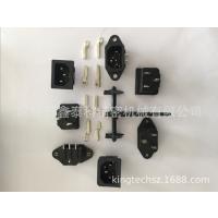 电源AC插座五金植入成型自动装配设备,自动化组装机械,电子电器零部件自动化组装,非标自动化设备定制