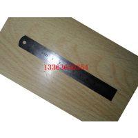 铁路量具器材 精密钢板尺 铁路精度钢板尺长度 密度汇能