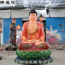 供应大型玻璃钢雕刻大日如来、佛陀、释迦摩尼佛像寺庙