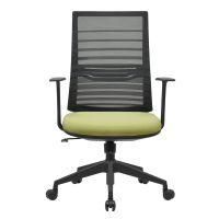 供应深圳众晟家具ZS-PDB01布艺黑框办公电脑转椅