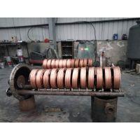 供应太原管束水水换热器 石家庄博谊不锈钢管束换热器厂家