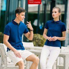 名匠优品阿克斯长绒棉高端企业文化Polo衫 活动衫工作服个性定制