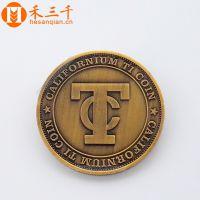 工厂定制金属纪念币 游戏币 创意纪念章 纪念收藏礼品 来图定做
