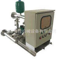 变频供水设备MHI1602一控二变频泵组威乐1.5KW不锈钢大口径变频泵