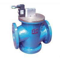 ZCQ铸钢法兰气控电磁阀生产厂家
