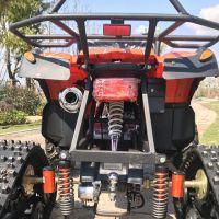 新款直销雪地摩托四冲程履带成人沙滩车电启动全地形沙滩车
