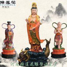 莲花供应寺庙神像、南海女神、妈祖娘娘佛像客厅