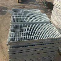 镀锌格栅板 钢格栅板加工厂 平台网格板