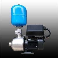 卧式变频增压泵 不锈钢变频增压泵 楼顶加压设备 工地用水管道增压