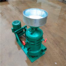 五谷杂粮碾米机 小型立式脱皮机 快速方便小型去皮机 乐丰牌