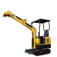 养殖场路线改造挖掘机 小型挖掘机厂家 大臂侧摆履带挖掘机