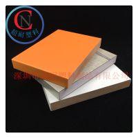 来图定制高密度pvc板材1.22.4米 结皮发泡板 雪弗板广告展板丝印塑料板 工艺雕刻PVC发泡板