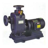 松滋ZW型自吸式无堵塞排污泵ZW25-8-15自吸式卧式排污泵的具体参数