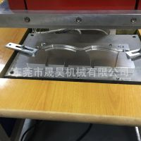 一出二海绵口罩成型模具  铝模钢刀 熔接切边一次成型 价格优惠