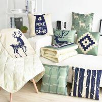 两用午睡枕夏凉被抱枕被子夏季可爱折叠二合一多用三合一折叠