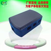 源生产厂家led灯饰接线盒 1拖6LED分线盒 led灯具配件分线盒