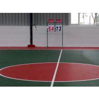 鸿瑞铠小型室内篮球场_PVC材质篮球场生产厂家