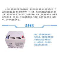 双登蓄电池6-GFM-40 密封式铅酸蓄电池12V40HA 免补水免维护