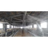 铁皮厂房车间喷雾降温工程安装权威厂家制造