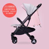 婴儿推车超轻便携式折叠可坐躺宝宝儿童小孩简易口袋迷你手推伞车