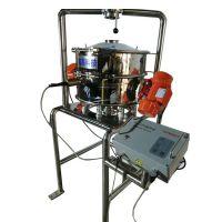 超声波直排筛 堵网静电化工粉末物料专业不锈钢筛分设备 上海如昂RA800