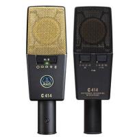 AKG/爱科技C414XLII多指向电容麦克风录音棚专用录音电容话筒