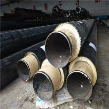 塑套钢地埋管价格,直埋式热水预制保温管加工过程
