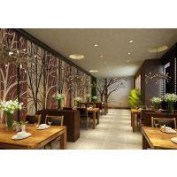 东莞桥头茶餐厅装修、桥头饭店装修、餐厅装修注意事项