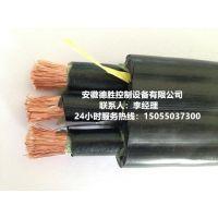 德胜KGGP铜芯硅橡胶绝缘护套编织屏蔽控制电缆3*150+1*70mm2称心的
