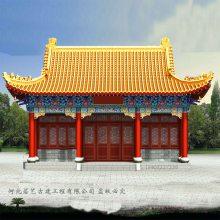 武都古建祠堂设计施工、河北若艺专业制作