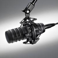 正品行货 Audio Technica/铁三角 BP40 广播级动圈直播广播话筒