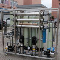 河北原水处理设备 桶装水生产装置 玻璃水生产小型设备 可按照企业需求大小规模要求 亮晶晶制造商