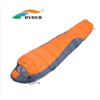 Ryder莱德005款七孔棉可拼接妈咪式棉睡袋 木乃伊情侣睡袋