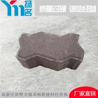 上海码头连锁砖厂家定制生态透水面层通体