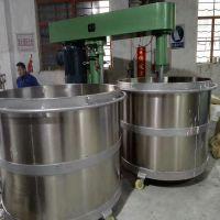 化工乳胶漆高速分散机 22kw树脂油漆汽车漆强力搅拌机 广东锐勒分散设备