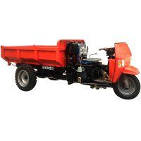 矿用直角斗柴油三轮车 家用载重拉货用三马子 配备105A电瓶的工程三轮车