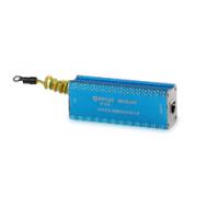 网络防雷器,信号浪涌保护器,RJ45接口,金属外壳,信号线保护,串联安装