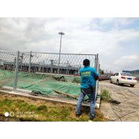 广东东莞养殖围栏网钢板隔离网防抛网防眩护栏铁路钢网墙