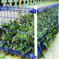 花园双圈护栏网 折弯护栏网 公路隔离防护网